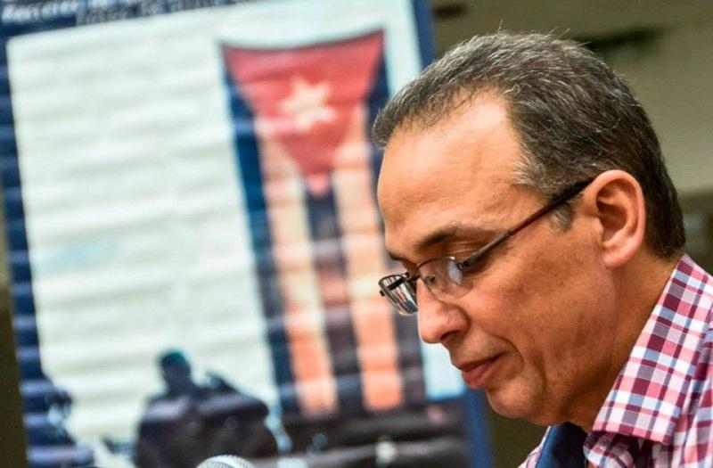 Antonio Guerrero Presents His Book on Chess