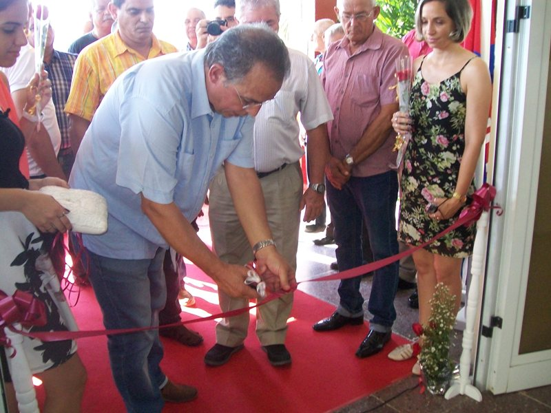 Inauguran exposición fotográfica Fidel arquitecto de la Revolución