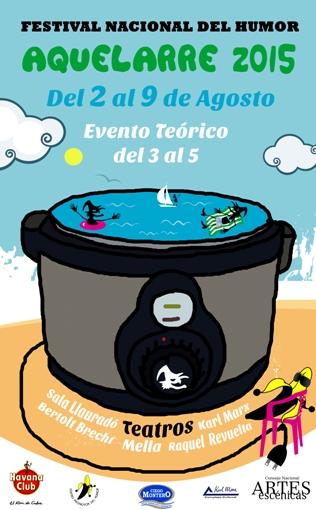 Ya est�n los premios de Humor Gr�fico del Festival Aquelarre 2015