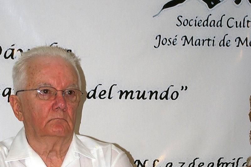 Otorgan a Armando Hart distinción Educador Social post mortem