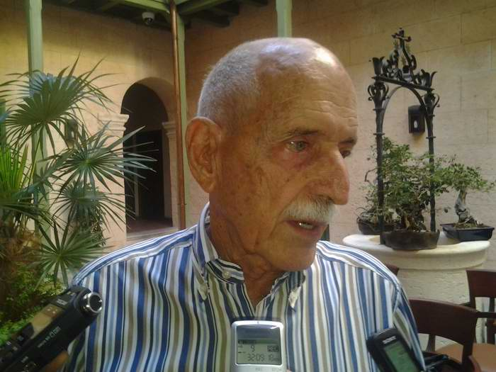 Confieren a arquitecto cubano Premio Nacional de Patrimonio Cultural
