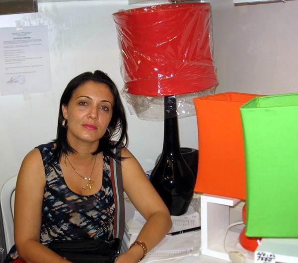 Artesana Danielly Rodríguez Simón