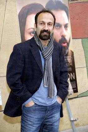multipremiado director Asghar Farhadi