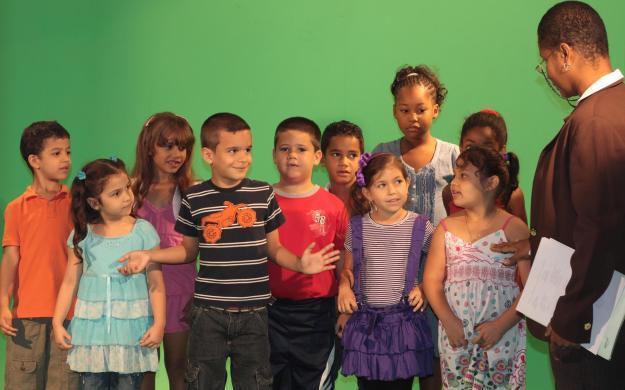 Audivisuales de niños y para ellos