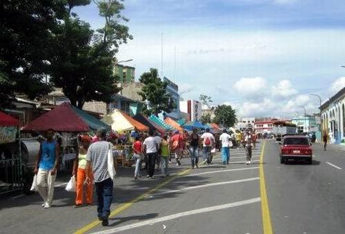 Avenida Victoriano Garzón. Foto: Carlos Sanabia