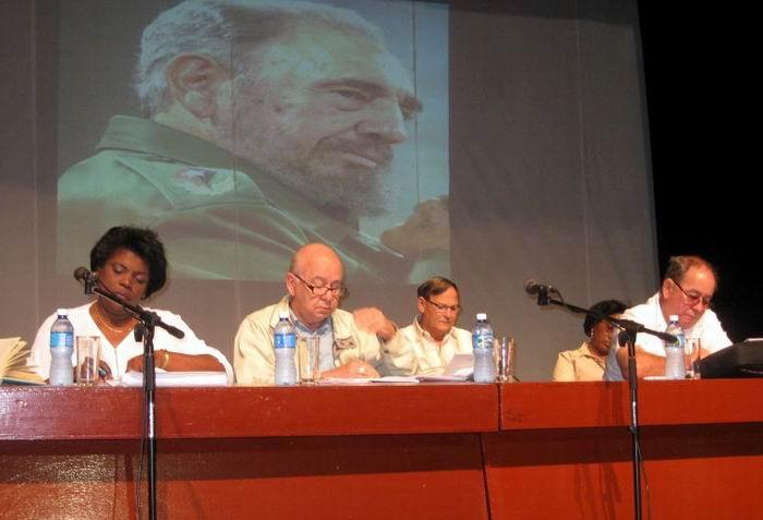 Preside Miguel Barnet Asamblea de la UNEAC en Santiago de Cuba (+Audio)