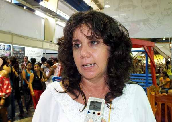 Camagüey resulta ser una plaza bien demandada en cuanto a propuestas de todo tipo, precisó la especialista de Desarrollo e Imagen de la Filial del Fondo Cubano de Bienes Culturales en esa provincia, Beatriz Ochoa Pupo. Foto: Abel Rojas