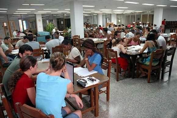 Una biblioteca a tono con estos tiempos