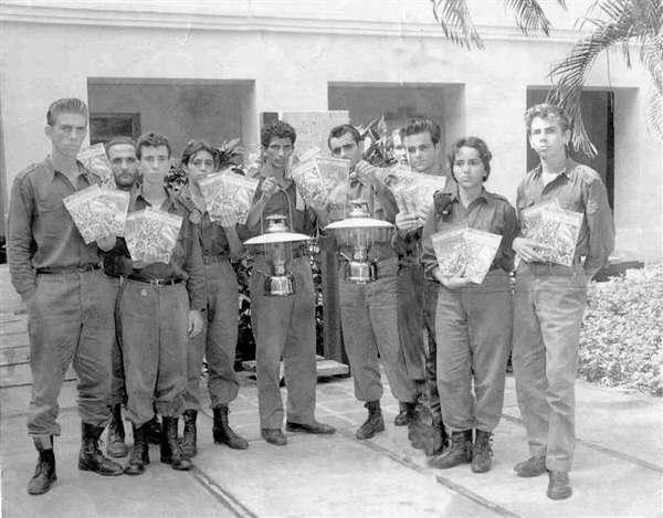 Alfabetizadores cubanos 1961