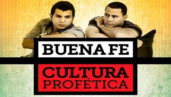 Concierto de Buena Fe y el grupo boricua Cultura Prof�tica en La Habana Vieja