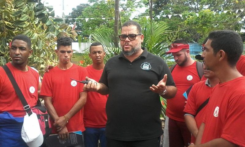 Jóvenes Inspirados en Fidel tras las huellas del líder revolucionario (Fotos y Audio)