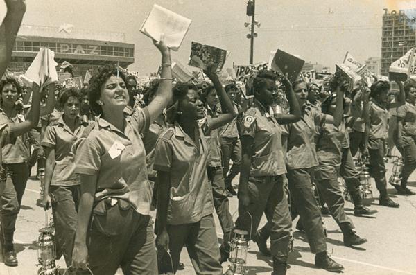 Campña de Alfabetización, 1961