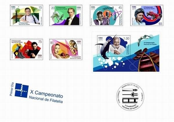 Filatelistas cubanos muestran su quehacer en jornada por la cultura nacional