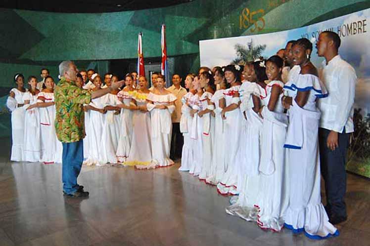 Concierto de música coral rinde tributo a heroína cubana