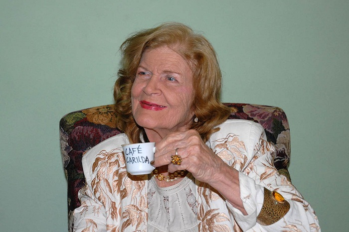 Outstanding Cuban Poet Carilda Oliver passed away