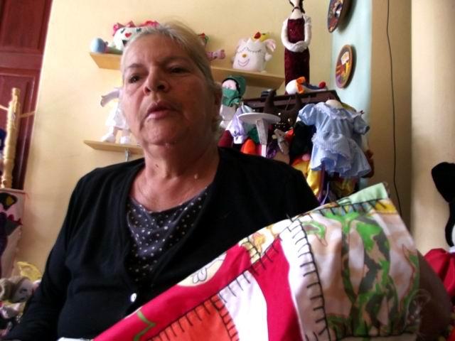 Carmen Soto González, fundadora y directora del proyecto. Foto: Miozotis Fabelo