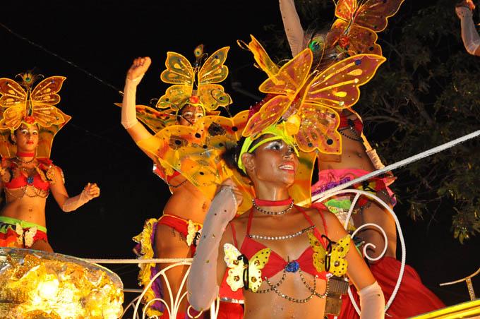Concluyó el carnaval en la ciudad de Bayamo