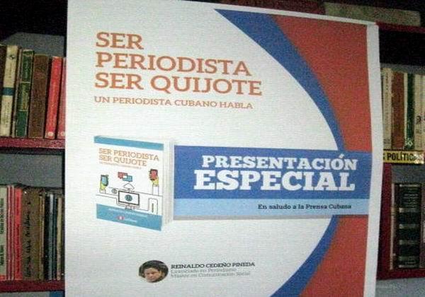 Presentan libro sobre la prensa en Santiago de Cuba (+Audio)