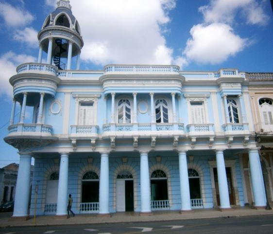 Edificios del Centro Histórico, actual Casa de Cultura