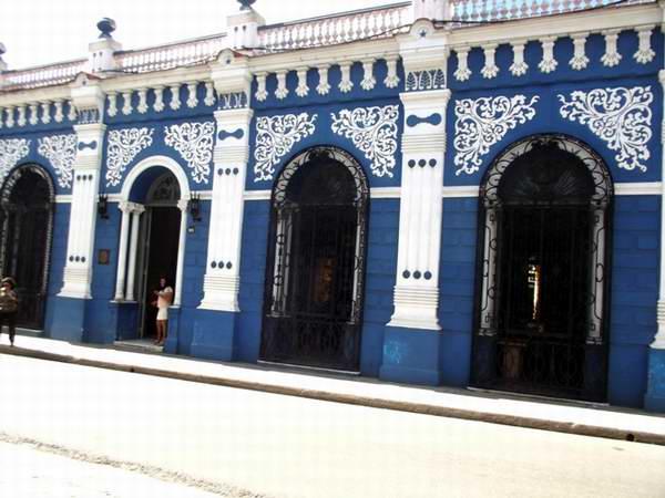Casa de la Diversidad Cultural, sede del Encuentro Aponte in Memriam. Foto: Miozotis Fabelo Pinares