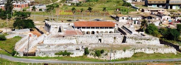 Castillo de San Severino en Matanzas