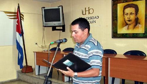 Constituyen C�tedra Celia S�nchez en Universidad de Holgu�n