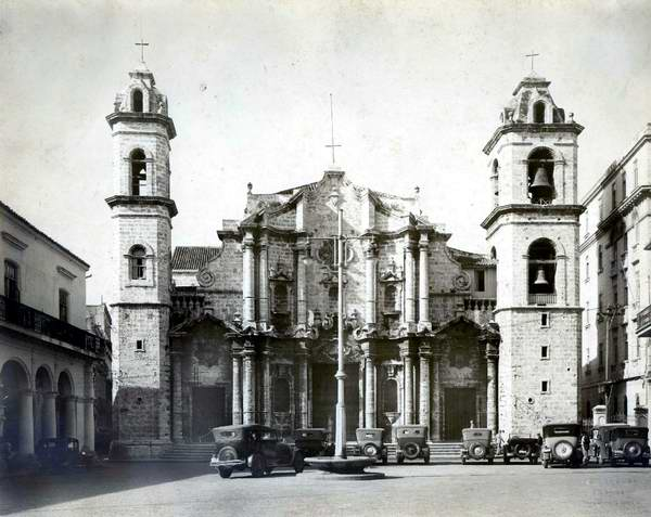 Catedral de La Habana.