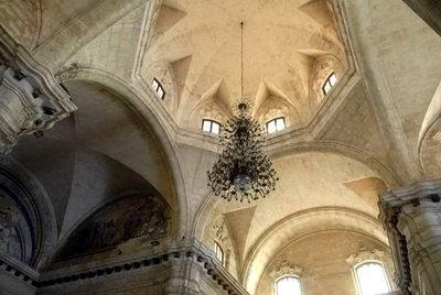 Catedral de La Habana. Foto Roberto Suárez.