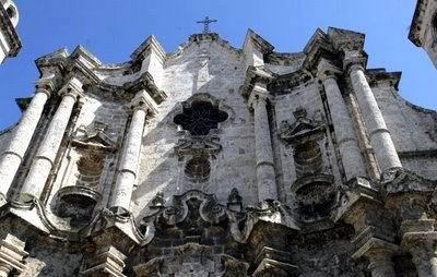 Catedral de La Habana, Foto Roberto Suárez
