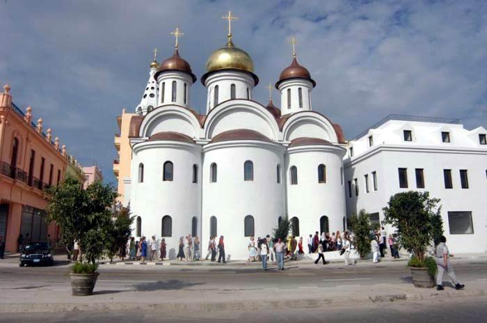 Catedral Ortodoxa Rusa de Nuestra Señora de Kazán