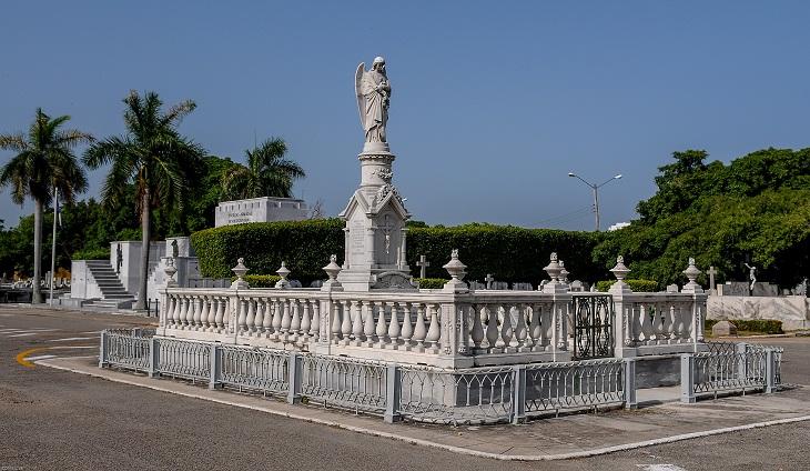 Necrópolis de Colón: patrimonio cultural de Cuba