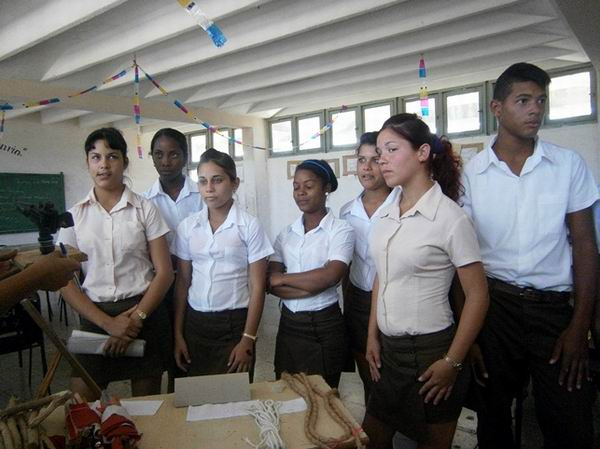 Garantizan en Ciego de �vila continuidad de estudio para egresados de Secundaria B�sica