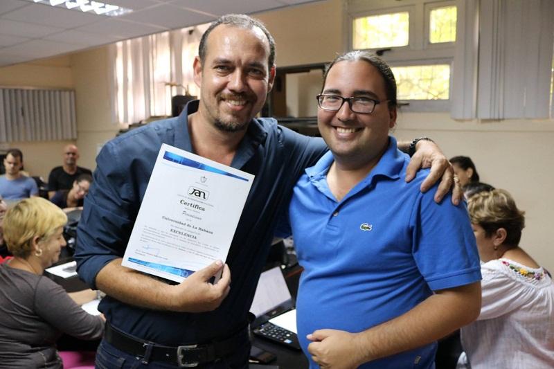 Categoría de Excelencia para la carrera de Periodismo en La Habana (+Fotos)
