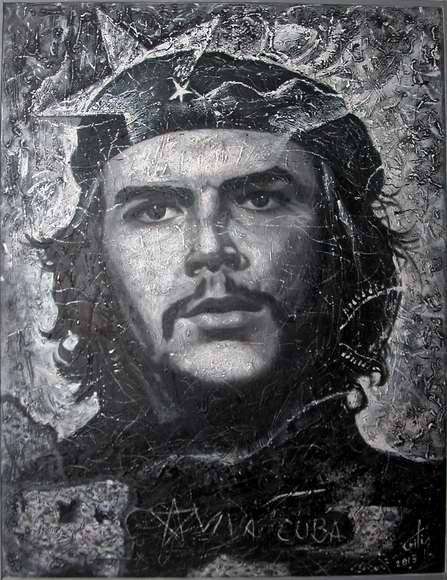 Che. Filiberto Moreno. Foto Abel Rojas