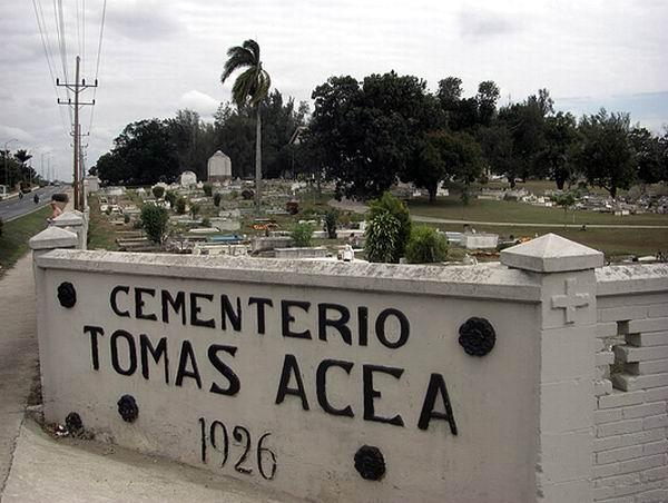 90 aniversario del cementerio Tomás Acea