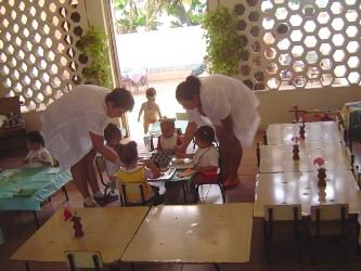 Círculos infantiles: 52 años dedicados a las niñas y niños cubanos