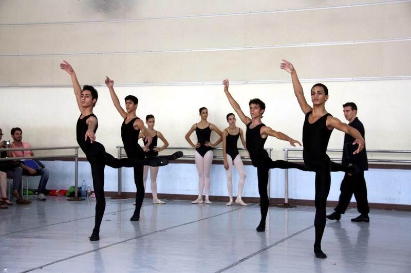 Comienza III Encuentro Internacional de Intercambio entre Academias de Danza