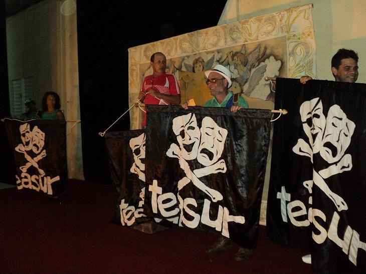 Agosto con sabor a teatro en comunidades de la Isla de la Juventud (+Fotos)