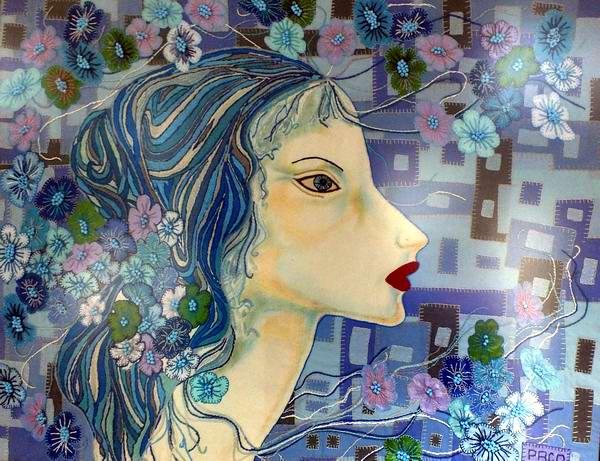 """""""Conchita y la ciudad"""" 2011. Artista Paco Borrás. Foto Abel Rojas"""