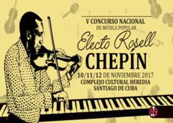 Concurso Nacional de Música Popular Electo Rosell