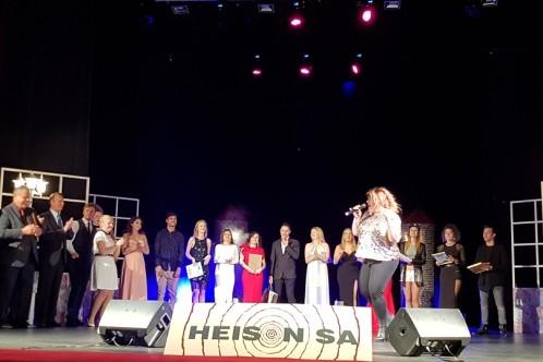 Alcanza cantante cubano tercer premio en Festival Pop de Estonia