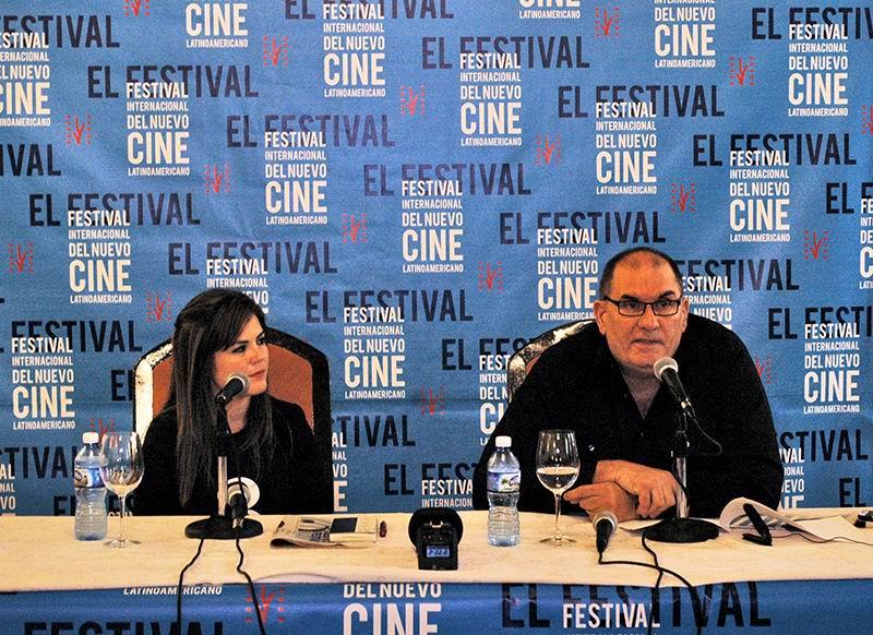 Director general del Festival, Iván Giroud. Foto: Sergei Montalvo