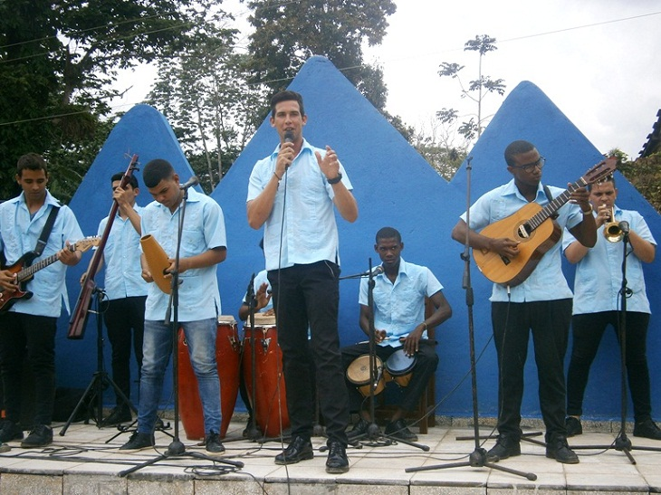 Realizan giras de verano en Cienfuegos a Ritmo de Festival