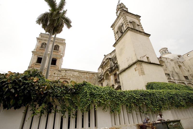 Restauración de La Habana: un viaje en la memoria