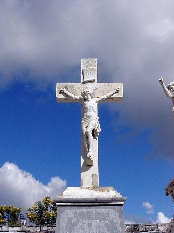 Arquitectura Cementerio de Reina de Cienfuegos. Foto: Mireya Ojeda