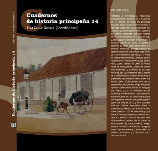 Más del Camagüey en Cuadernos de Historia Principeña