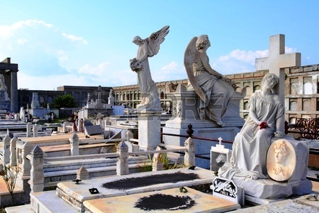 Creará Cuba Red de Cementerios Patrimoniales