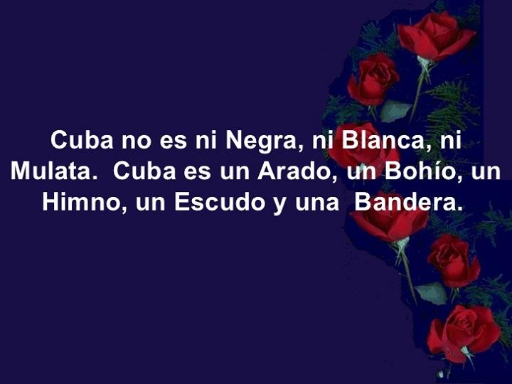 ¿Qué de donde somos?: de Cuba
