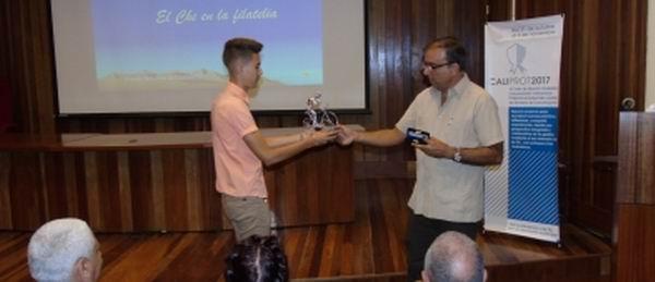 Sobresaliente actuación de la Filatelia cubana en Brasil