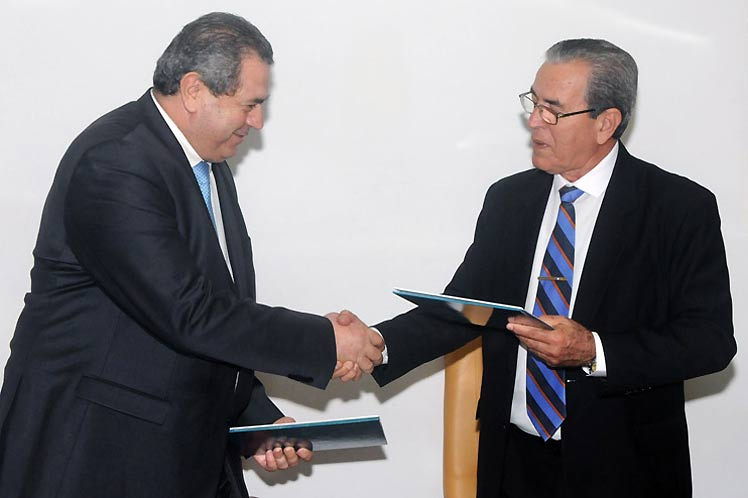 Cuba and Syria will cooperate in higher education